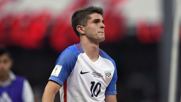 Ream, Wood gets starts for U.S. against Costa Rica