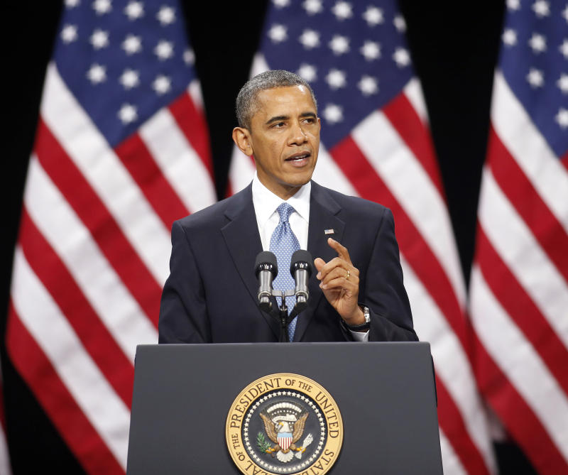 Economic jitters compete with Obama agenda