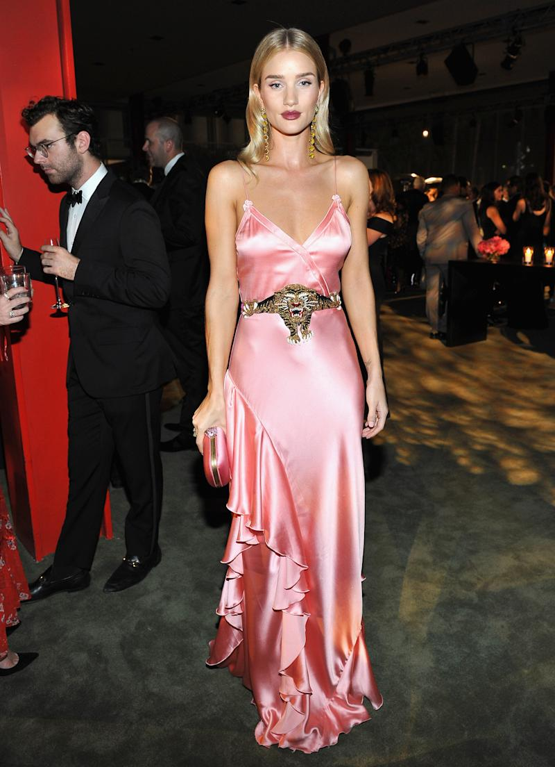 Rosie Huntington Whiteley Might Have Just Done the Fashion Impossible