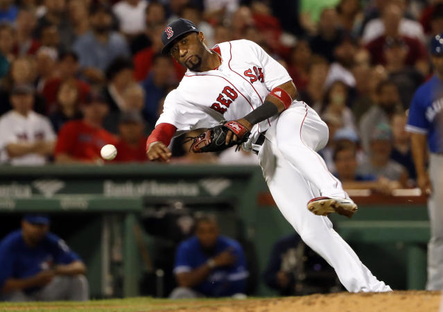 Eduardo Nunez split last season between the Giants and Red Sox. (AP)