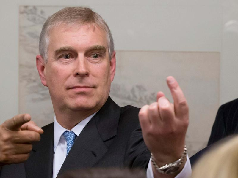 Victims of Jeffrey Epstein say Prince Andrew should tell prosecutors what he knows: PA