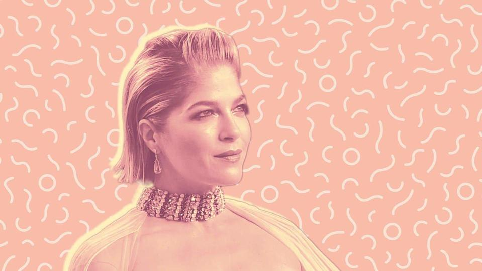 Selma Blair Shares a Photo of the Bare Butt Massage She Had to Treat Her MS