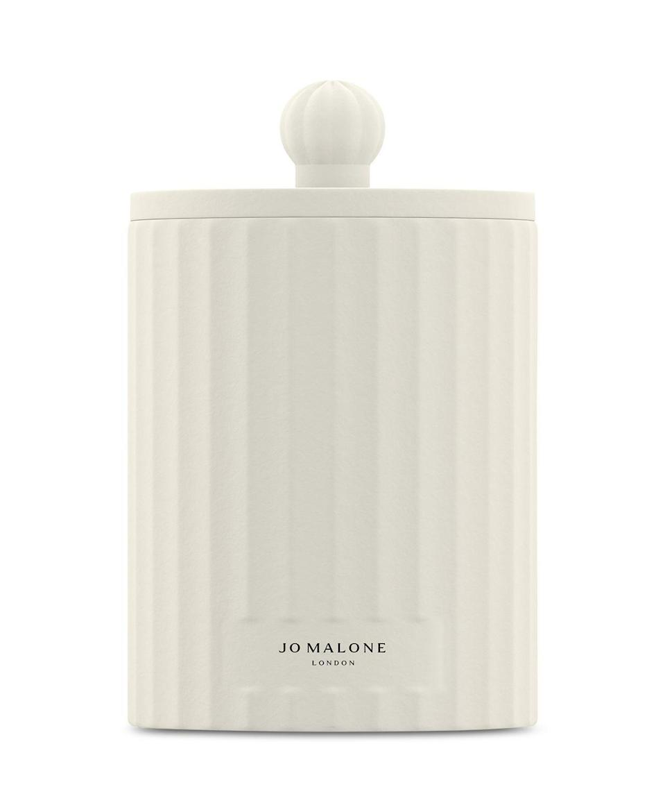 """<p><strong>Jo Malone London</strong></p><p>bloomingdales.com</p><p><strong>$125.00</strong></p><p><a href=""""https://go.redirectingat.com?id=74968X1596630&url=https%3A%2F%2Fwww.bloomingdales.com%2Fshop%2Fproduct%2Fjo-malone-london-wild-berry-bramble-candle%3FID%3D3806170&sref=https%3A%2F%2Fwww.oprahdaily.com%2Flife%2Fg23584712%2Fbest-scented-candles%2F"""" rel=""""nofollow noopener"""" target=""""_blank"""" data-ylk=""""slk:SHOP NOW"""" class=""""link rapid-noclick-resp"""">SHOP NOW</a></p><p>From Jo Malone's Townhouse Collection comes this alluring, fresh smelling candle that will fill your home with notes of an English garden (and may quickly become your new signature scent). While a splurge, it burns for 70 hours, and you can re-use the chic decorative vessel. </p>"""
