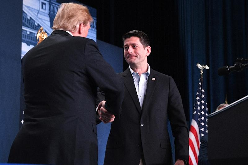 Critics accused House Speaker Paul Ryan (R) of being out of touch after he framed a worker's $1.50 per week pay rise as an impressive result of his party's massive tax cut plan