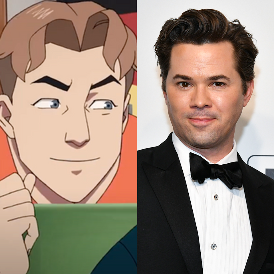 "<p>Rannells is new to the superhero game, but already basically a veteran in the voiceover game. Fans of <em><a href=""https://www.menshealth.com/entertainment/a34905659/big-mouth-season-5-premiere-date-trailer-cast/"" rel=""nofollow noopener"" target=""_blank"" data-ylk=""slk:Big Mouth"" class=""link rapid-noclick-resp"">Big Mouth</a></em>—definitely the best animated comedy on TV, and possibly the best comedy overall—will certainly recognize that Mark's best friend, William, shares a voice with <em>Big Mouth</em>'s Matthew, one of that show's best characters. Broadway fans will also recognize Rannells from his role in <em>The Book of Mormon</em>, and TV fans will remember his breakout role as Elijah on HBO's <em>Girls</em>.</p>"