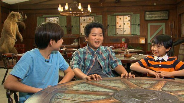 VIDEO: Cast of 'Fresh Off the Boat' (ABCNews.com)