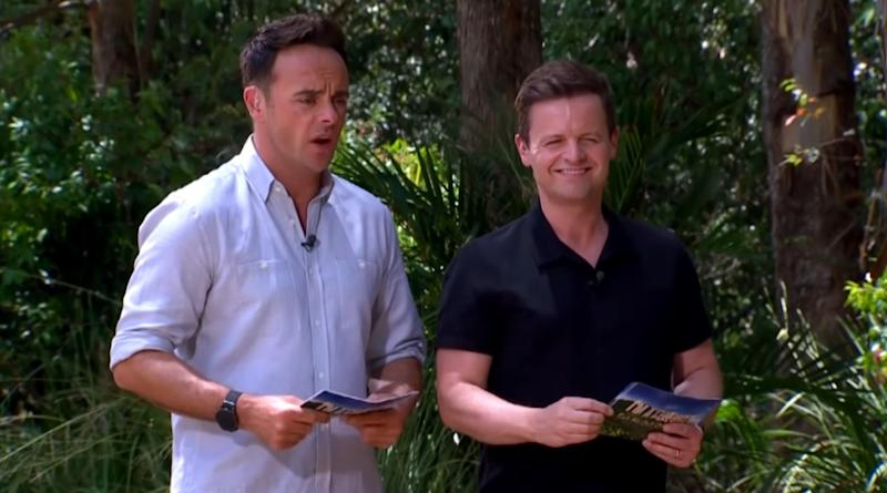 Ant McPartlin and Dec Donnelly revealed 'I'm a Celeb' contestant Cliff Parisi was ruled out of a third Bushtucker trial on Wednesday 27 November (ITV)