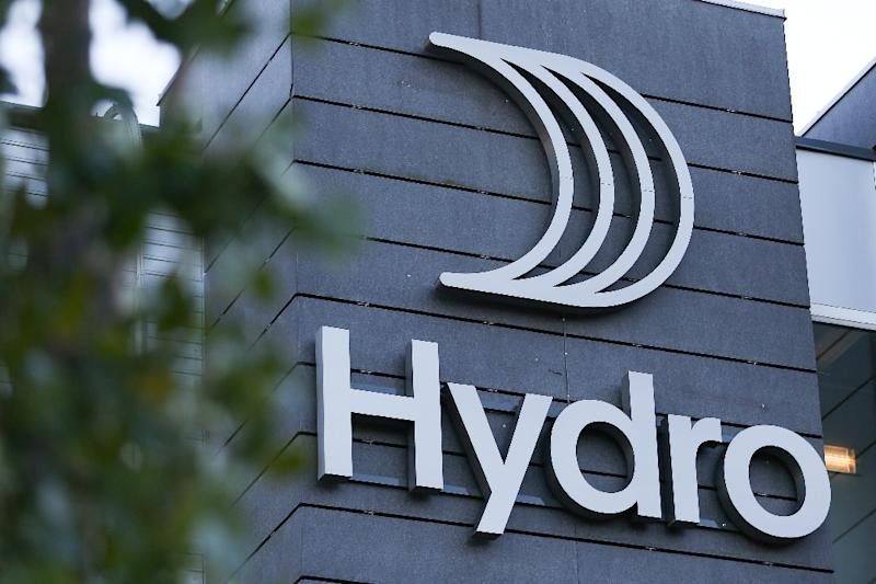 "Norwegian aluminium group Norsk Hydro said it had been hit by an ""extensive"" cyber-attack, sending its share price plunging"
