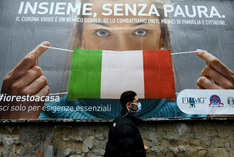 Italy has been under lockdown for two weeks