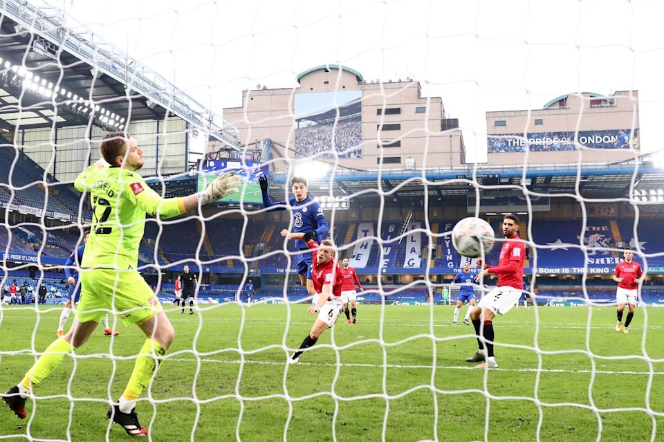 Havertz also impressed as Chelsea earned a morale-boosting victory at Stamford BridgeGetty Images