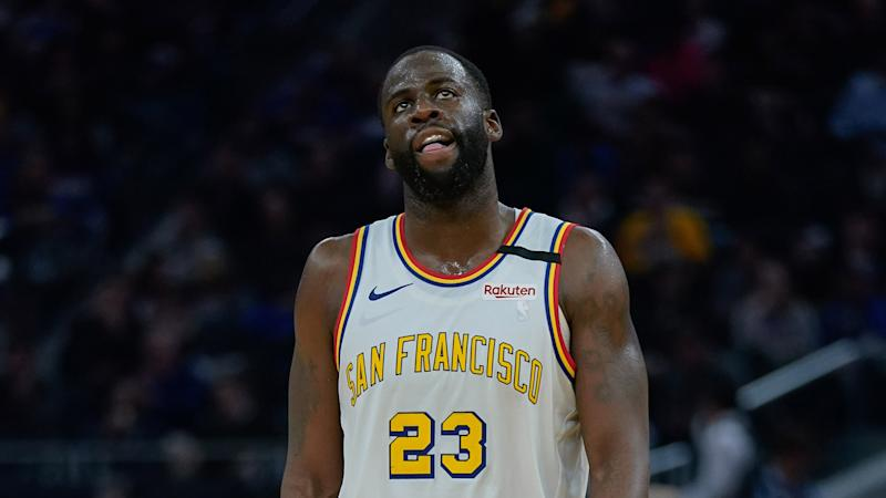 Warriors' Draymond Green won't be rooting for 49ers in Super Bowl 54