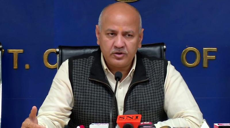 Manish Sisodia Writes to Amit Shah, Seeks Directions to LG Anil Baijal to Allow Reopening of Hotels & Weekly Markets in Delhi