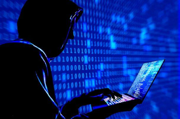 PHOTO: A silhouette of a hacker is pictured in this undated stock photo. (STOCK PHOTO/Getty Images)
