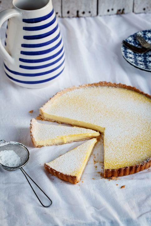 """<p>It puts the """"tart"""" in tart.</p><p>Get the recipe from <a href=""""http://simply-delicious-food.com/2013/08/23/the-ultimate-lemon-tart/"""" rel=""""nofollow noopener"""" target=""""_blank"""" data-ylk=""""slk:Simply Delicious"""" class=""""link rapid-noclick-resp"""">Simply Delicious</a>.</p>"""