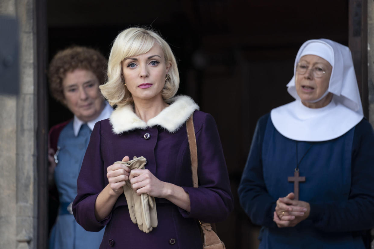 'Call the Midwife' aired its tenth series on the BBC in 2021. (Nealstreet Productions/Laura Radford/BBC)