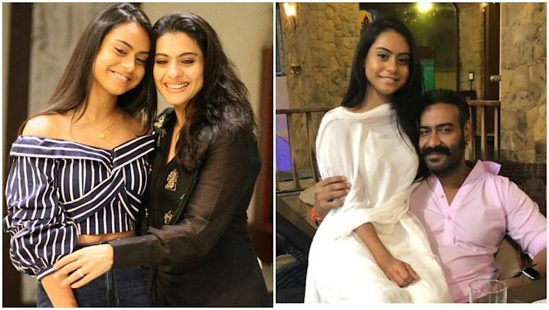 Is Ajay Devgn-Kajol's Daughter Nysa All Set to Make Her Bollywood Debut Soon? Read Details