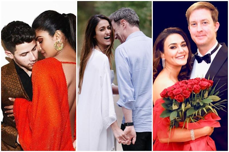 Ileana-Andrew to Priyanka-Nick: Indian Celebs with Foreign Partners