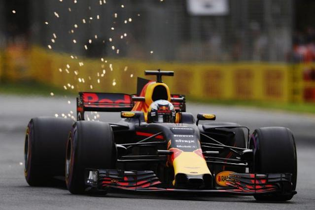 Bright sparks: Red Bull have lagged in pre-season tests but they always bring major upgrades to the opening race in Australia