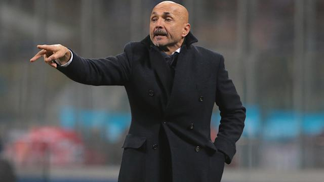 Luciano Spalletti feels there is a huge difference in quality between his Inter side and Napoli.