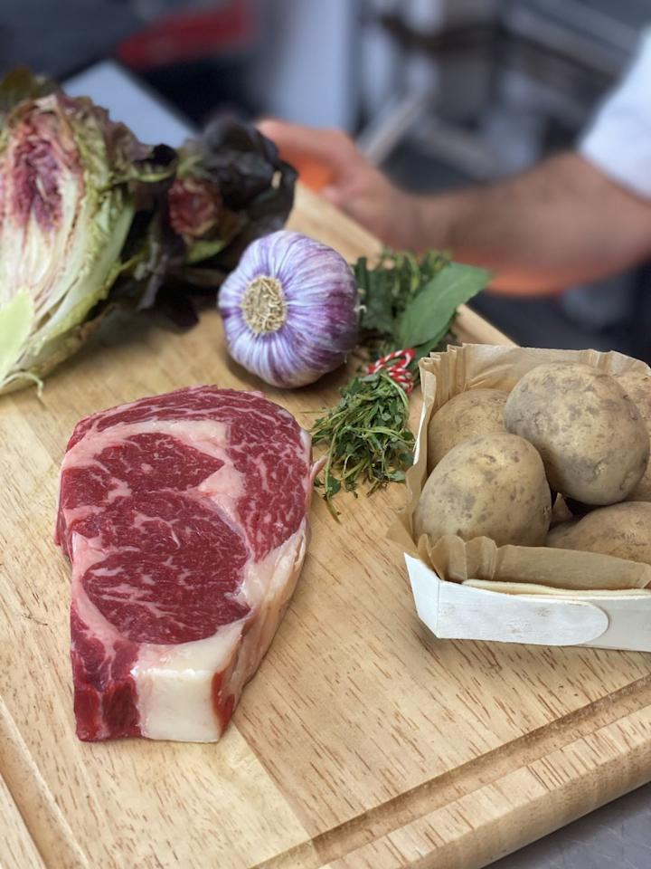 "<p>Create a delectable dinner with Rocket's carefully selected luxury ingredients, which will arrive at your door just in time for an hour-long masterclass with the chef Ryan Stafford. The inaugural session will teach you how to cook the perfect steak, from sourcing and marinating to plating, with each box containing a 'hero' ingredient, such as an HG Walter rib-eye, and a 'magic' ingredient, the first of which will be a truffle and aged balsamic dressing. The second will focus on Japanese street food, and a proportion of profits will go to the Ace of Clubs, providing support for the homeless and vulnerable. </p><p>Rocket Masterclasses start at 7.30pm on 30 June. To purchase tickets, visit the <a href=""http://www.rocketfood.com"">Rocket Food</a> website.</p>"