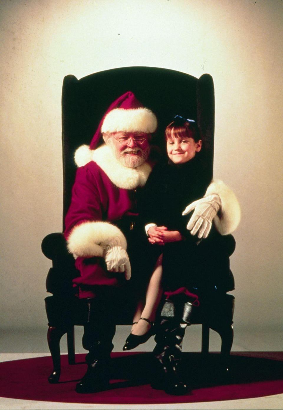 <p>Mara Wilson is bect known for her roles in the 1994 remake of Miracle on 34th Street and two years later in the Roald Dahl classic Matilda. </p>