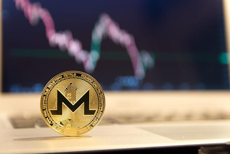 Monero dumped significantly but is still bullish long-term. Additionally, the dev team has made privacy improvements over the years. | Source: Shutterstock