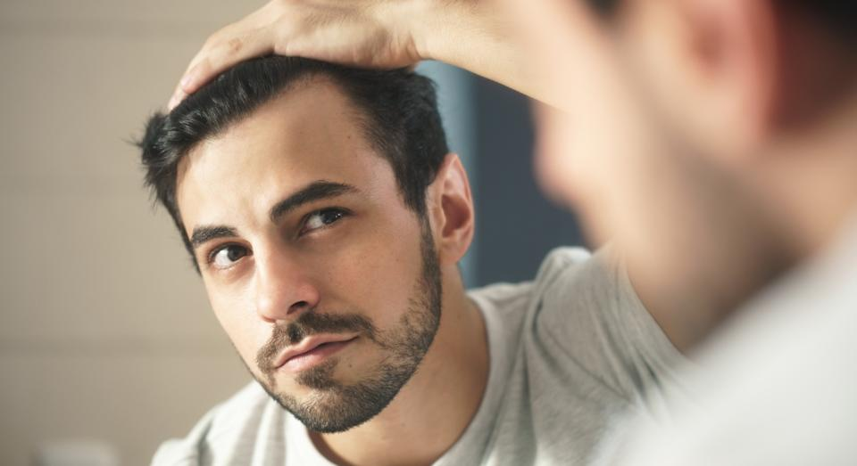 Hair loss, in general, can affect both men and women (Getty)