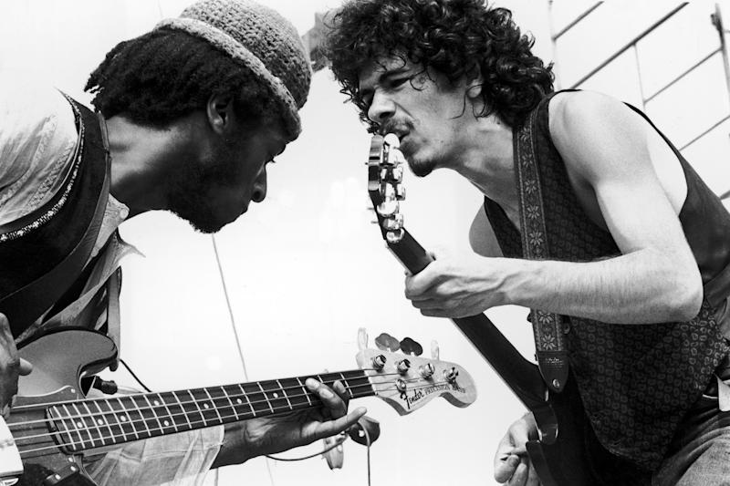 4c2cde06c57 Woodstock Remembered: Carlos Santana on the Spiritual Vibe of the Fest
