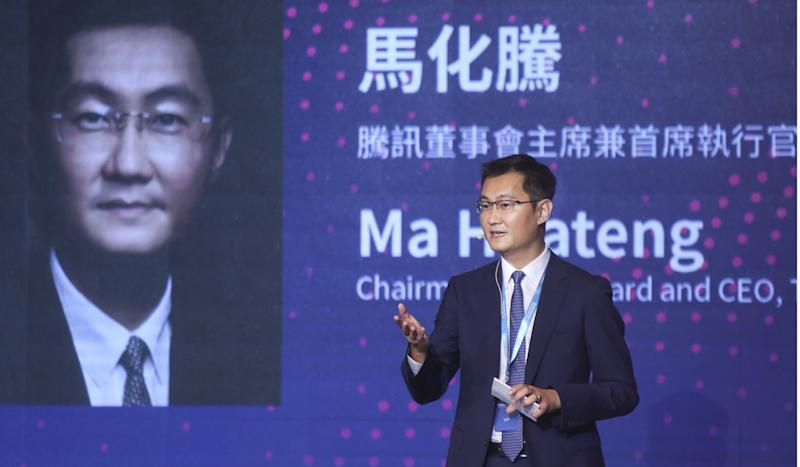 The two Ma tycoons, Pony and Jack, become first Chinese to make Forbes list of world's 20 richest