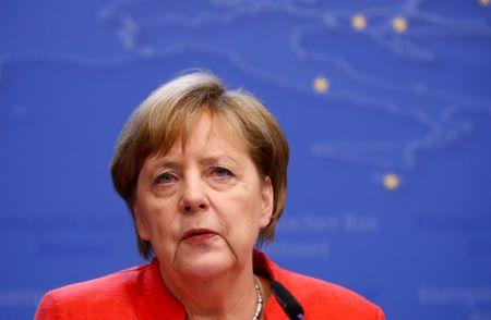 Merkel reportedly secures deal with 14 European Union nations on migrants