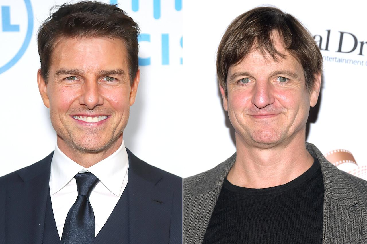"Once you know that <a href=""../tag/tom-cruise/"">Tom Cruise</a>'s real name is ""Thomas Mapother,"" suddenly the resemblance between the A-lister and his character-actor cousin becomes a lot more apparent. (Look at their chins!)  Mapother has acted in five films with Cruise — <em>Born on the Fourth of July</em>, <em>Magnolia</em>, <em>Mission: Impossible II</em>, <em>Vanilla Sky</em> and <em>Minority Report</em> — but to us, he'll always be <a href=""https://www.youtube.com/watch?v=m1qP7Ah27Hk"">Ethan</a>, the duplicitous member of the Others from <em>Lost</em>."
