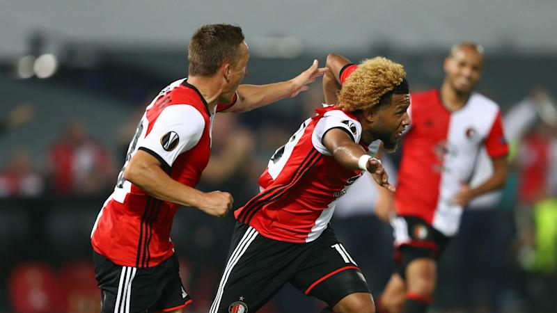 Ajax v Feyenoord: Van Bronckhorst's men out to end 18-year title drought