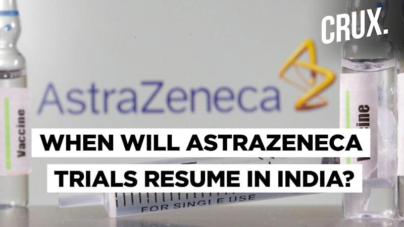 AstraZeneca's Vaccine Trials Resume in UK, Indian Trials to Begin Post DCGI Approval