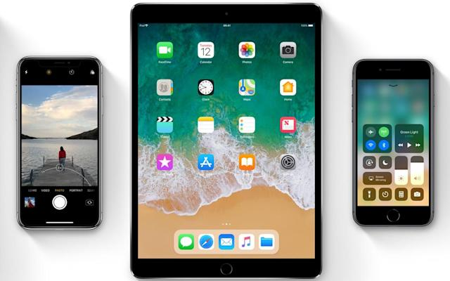 iOS 11 is released today - Apple