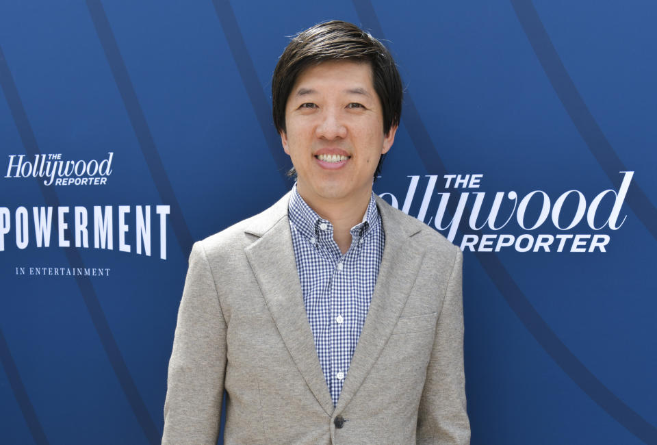 HOLLYWOOD, CALIFORNIA - APRIL 30: Dan Lin attends The Hollywood Reporter's Empowerment in Entertainment event 2019 at Milk Studios on April 30, 2019 in Hollywood, California. (Photo by Rodin Eckenroth/Getty Images)