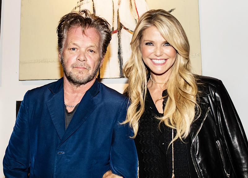 Christie Brinkley Slams Rumors She Split From John Mellencamp Over