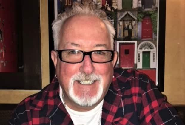 Gregg McCardle has used his own experience to create a list of things people in recovery on P.E.I. need. (Submitted by Gregg McCardle - image credit)