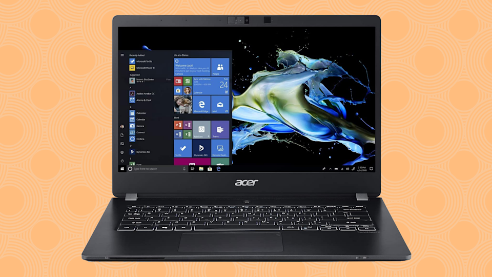 Save $300: This laptop is U.S. Military tested for durability. (Photo: Amazon)