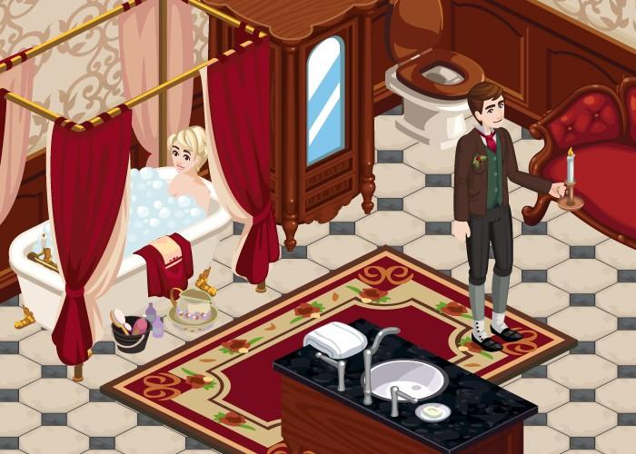 The Sims Social Victorian Elegance 2
