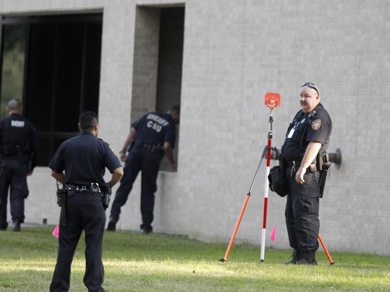 Shooting Takes Place On Lone Star College Campus