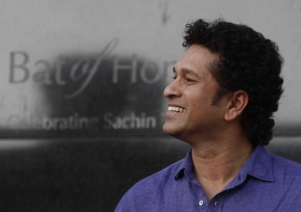 'Bat Of Honour' - A Tribute To Retired Batting Legend Sachin Tendulkar