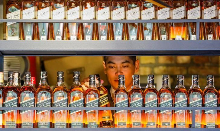 Diageo pushes release of full-year earnings report due to COVID-19