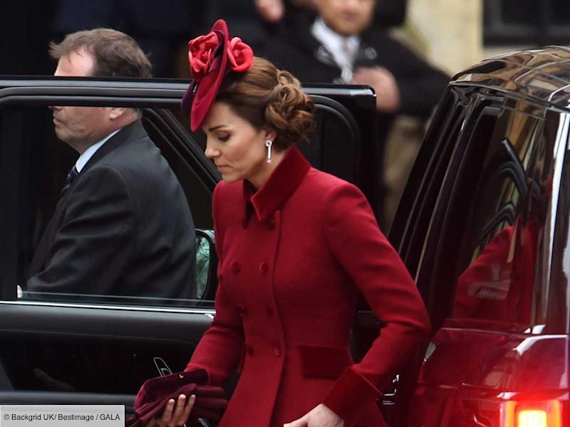 Kate Middleton mécontente : On sait (enfin) comment la duchesse a vécu le Megxit