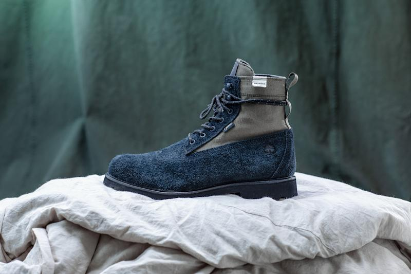 Timberland collaborates with Shawn Yue's Madness streetwear