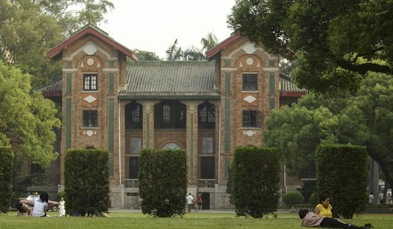 Leading Chinese academic suspended after harassment complaints from women students