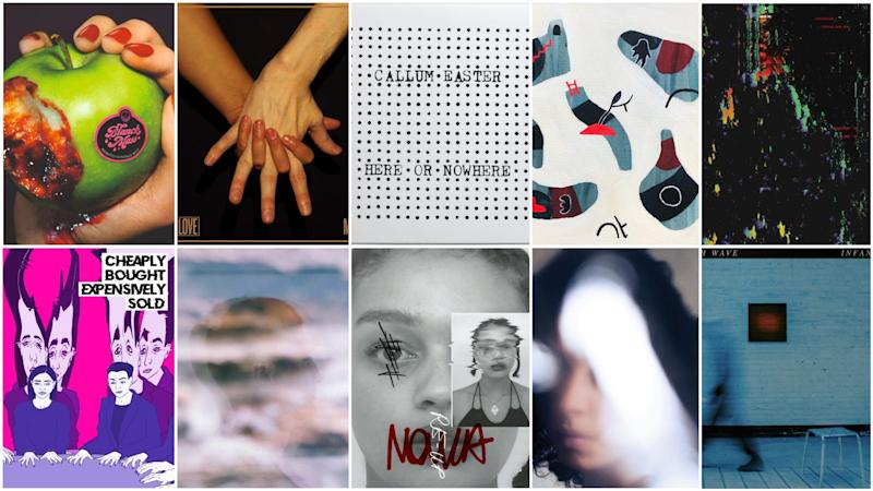 Eight debut records feature in 10-strong Scottish Album of the Year shortlist