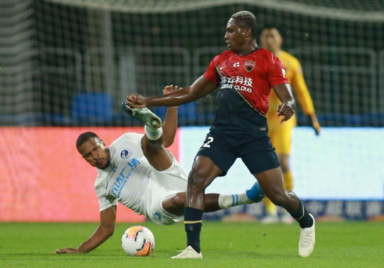 Cameroon's John Mary alleges racial abuse during Chinese match