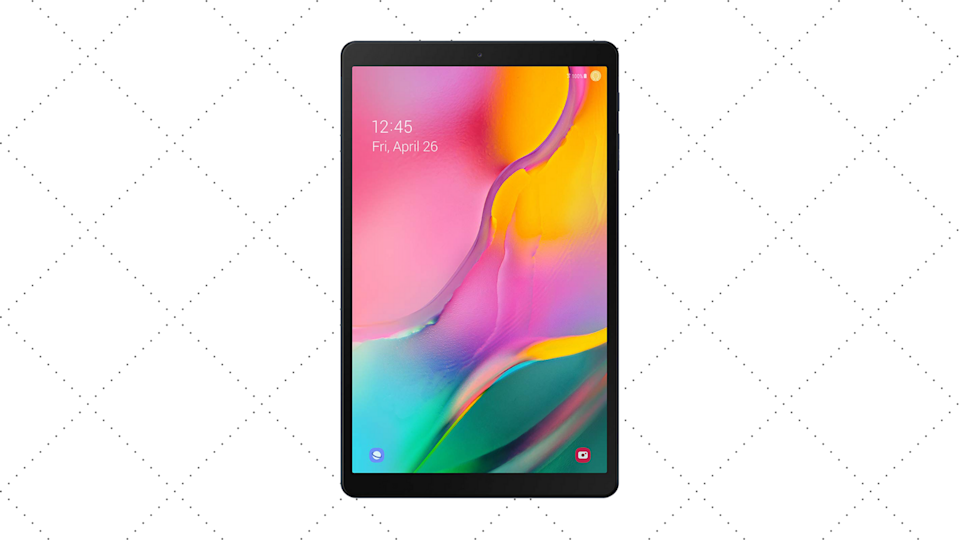 Save $80 on the all-new Samsung Galaxy Tab A. (Photo: Amazon)