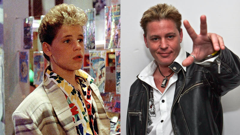 Corey Haim in 1987 and 2009. (Credit: Warner Bros/Chelsea Lauren/WireImage)