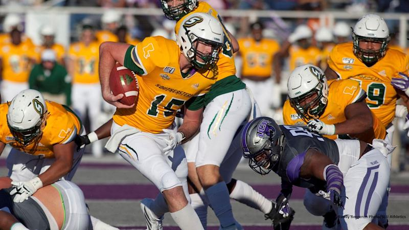 Four earn FCS player of the week honors